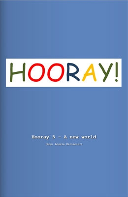 "Learn English with HOORAY 5 ""A new world"""