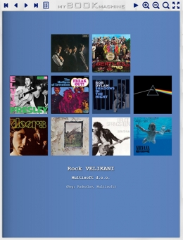 ROCK velikani - The Best 10 in Rock